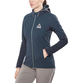 Maloja NewportM. Hooded Multisport WB Jacket Women mountain lake